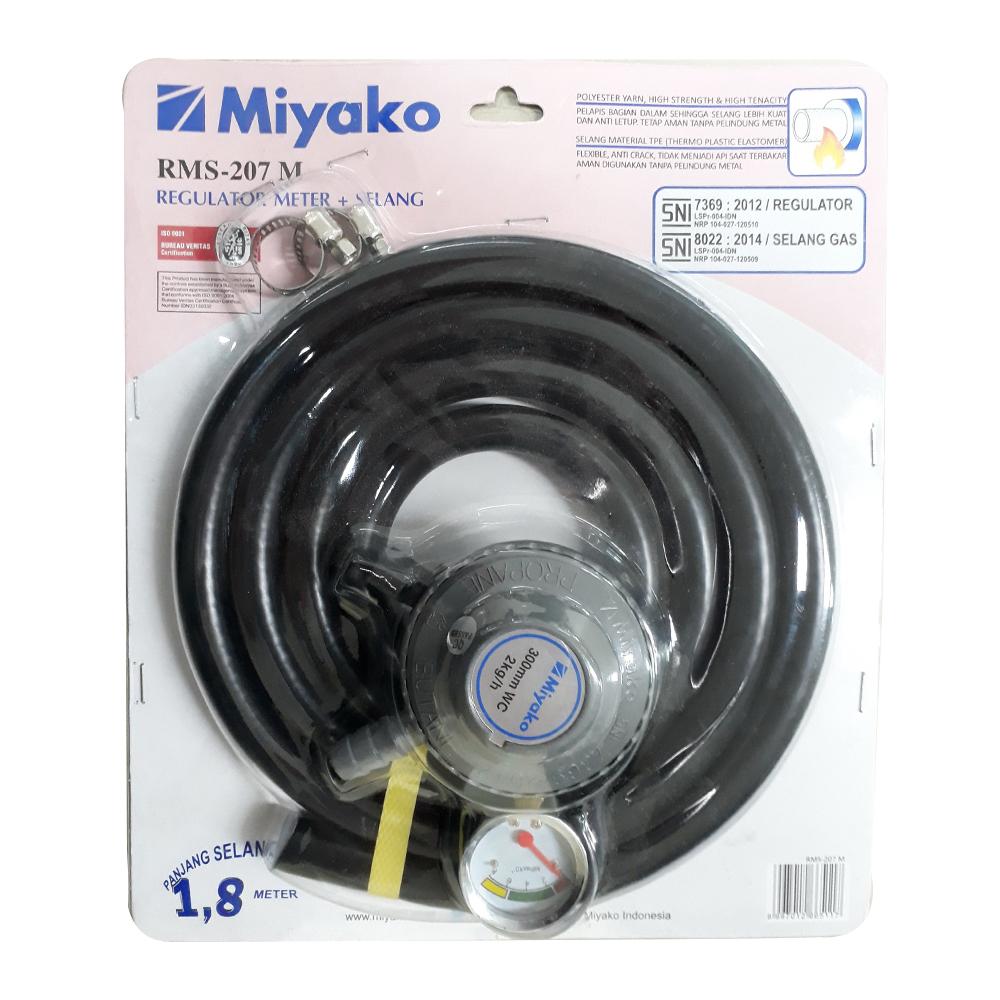 Gas Regulator Miyako RMS-207M